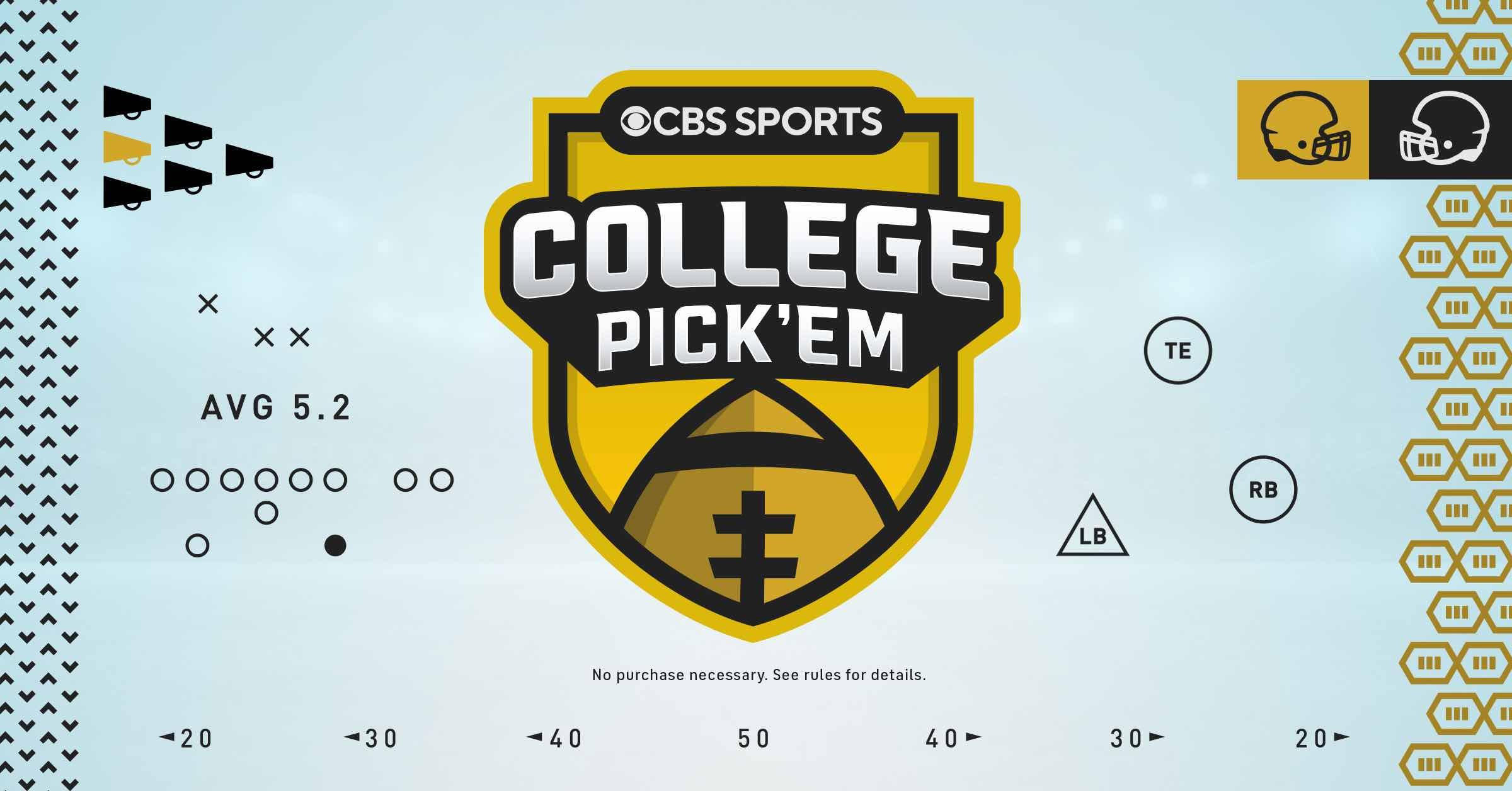Cbs sports college betting lines the apprentice winner betting